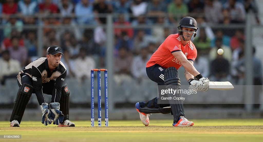 New Zealand v England - ICC Twenty20 World Cup Warm Up