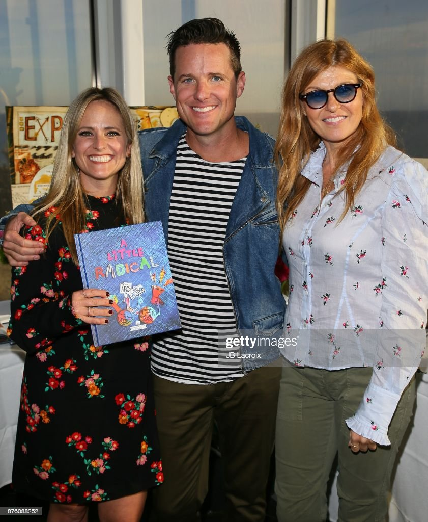 "Connie Britton Hosts Launch Party For ""A Little Radical: The ABC's Of Activism"""