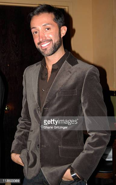 Jason Scarlatti Designer during Jackie Beat's Ninth Annual Holiday Show 'How the Bitch Stole Christmas' at The Cutting Room in New York City New York...