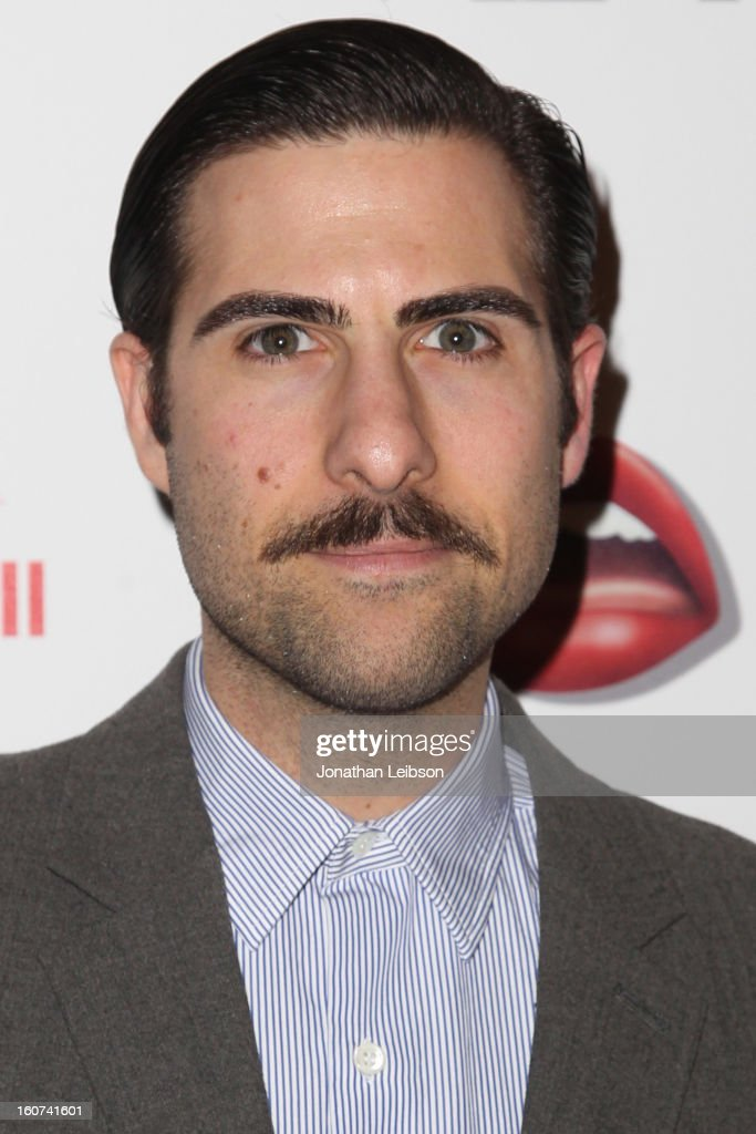 Jason Schwartzman attends the 'A Glimpse Inside The Mind Of Charlie Swan III' Los Angeles premiere at ArcLight Hollywood on February 4, 2013 in Hollywood, California.