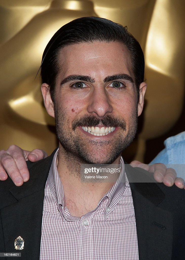 Jason Schwartzman attends The Academy Of Motion Picture Arts And Sciences Presents Oscar Celebrates: Shorts at AMPAS Samuel Goldwyn Theater on February 19, 2013 in Beverly Hills, California.