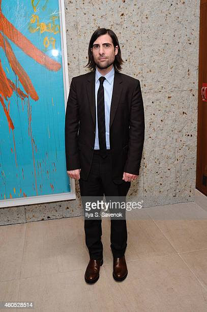 Jason Schwartzman attends The New York Premiere After Party Of BIG EYES at Kappo Masa on December 15 2014 in New York City