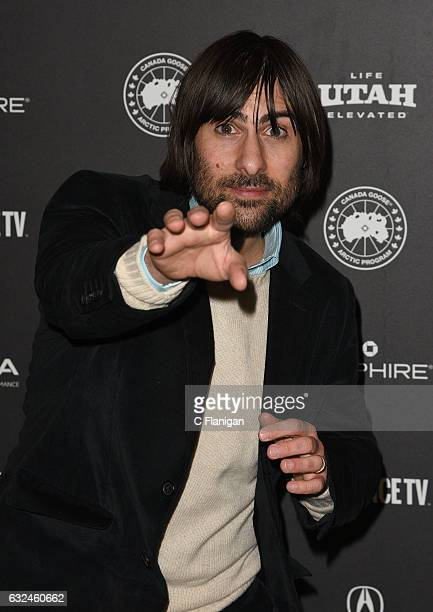 Jason Schwartzman attends the 'The Polka King' Premiere on day 4 of the 2017 Sundance Film Festival at Eccles Center Theatre on January 22 2017 in...