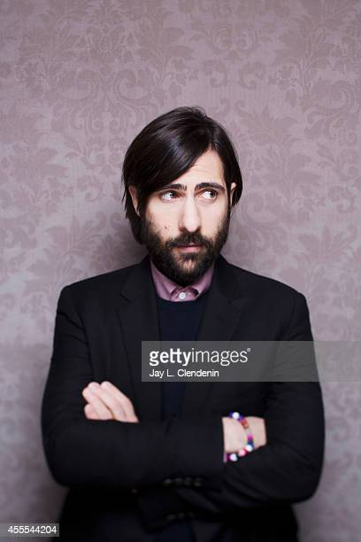 Jason Schwartzman is photographed for Los Angeles Times on January 18 2014 in Park City Utah PUBLISHED IMAGE CREDIT MUST READ Jay L Clendenin/Los...
