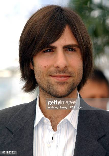 Jason Schwartzman poses for photographers during the photocall for Marie Antoinette in the Palais des Festival during the 59th Cannes film Festival...