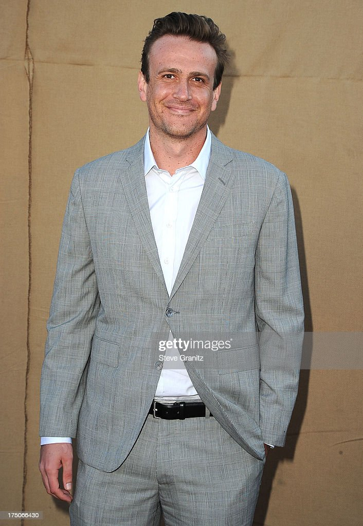 Jason Segel arrives at the Television Critic Association's Summer Press Tour - CBS/CW/Showtime Party at 9900 Wilshire Blvd on July 29, 2013 in Beverly Hills, California.