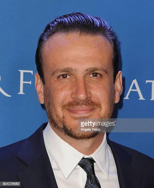 Jason Segel attends the 5th Annual Sean Penn Friends HELP HAITI HOME Gala benefiting J/P Haitian Relief Organization at Montage Hotel on January 9...