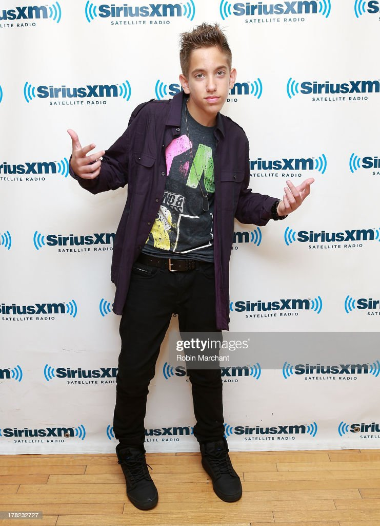 Jason Smith of To Be One visits at SiriusXM Studios on August 27, 2013 in New York City.