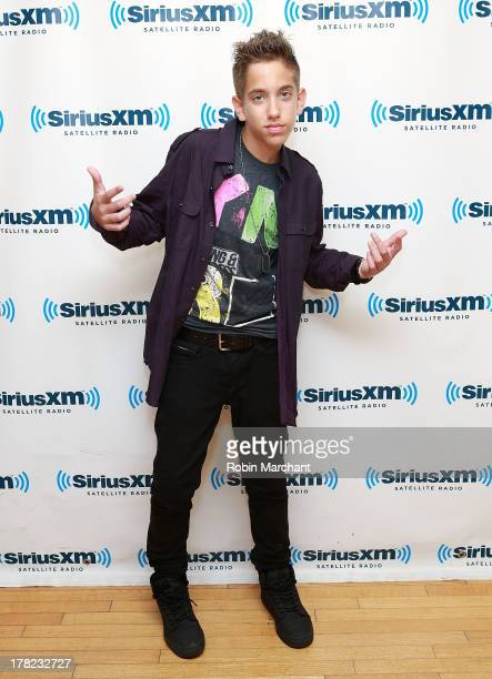 Jason Smith of To Be One visits at SiriusXM Studios on August 27 2013 in New York City