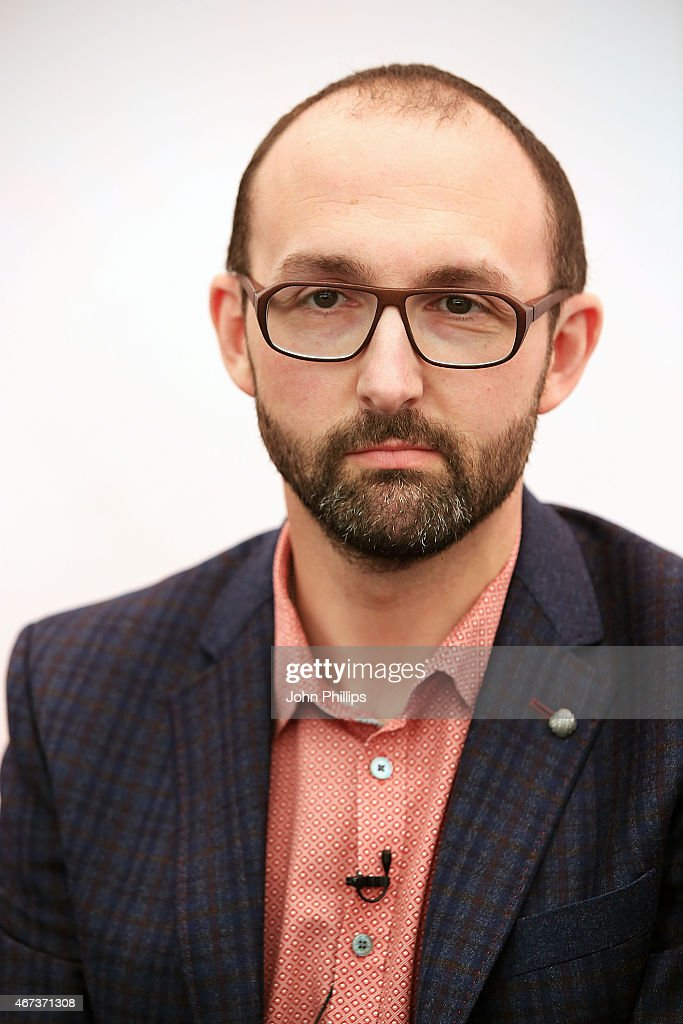 Jason Spencer, Business Development Director ITV during The New Holy Grail as part of Advertising - jason-spencer-business-development-director-itv-during-the-new-holy-picture-id467371308