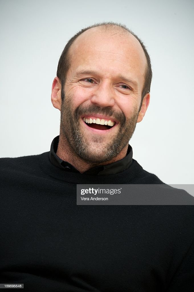 <a gi-track='captionPersonalityLinkClicked' href=/galleries/search?phrase=Jason+Statham&family=editorial&specificpeople=217567 ng-click='$event.stopPropagation()'>Jason Statham</a> at the 'Parker' Press Conference at the Four Seasons Hotel on January 16, 2013 in Beverly Hills, California.