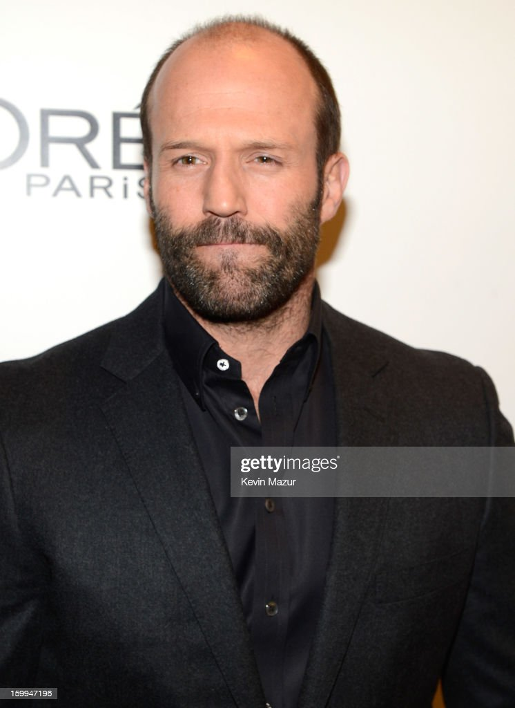 <a gi-track='captionPersonalityLinkClicked' href=/galleries/search?phrase=Jason+Statham&family=editorial&specificpeople=217567 ng-click='$event.stopPropagation()'>Jason Statham</a> attends the FilmDistrict with The Cinema Society, L'Oreal Paris & Appleton Estate screening of 'Parker' at the Museum of Modern Art on January 23, 2013 in New York City.