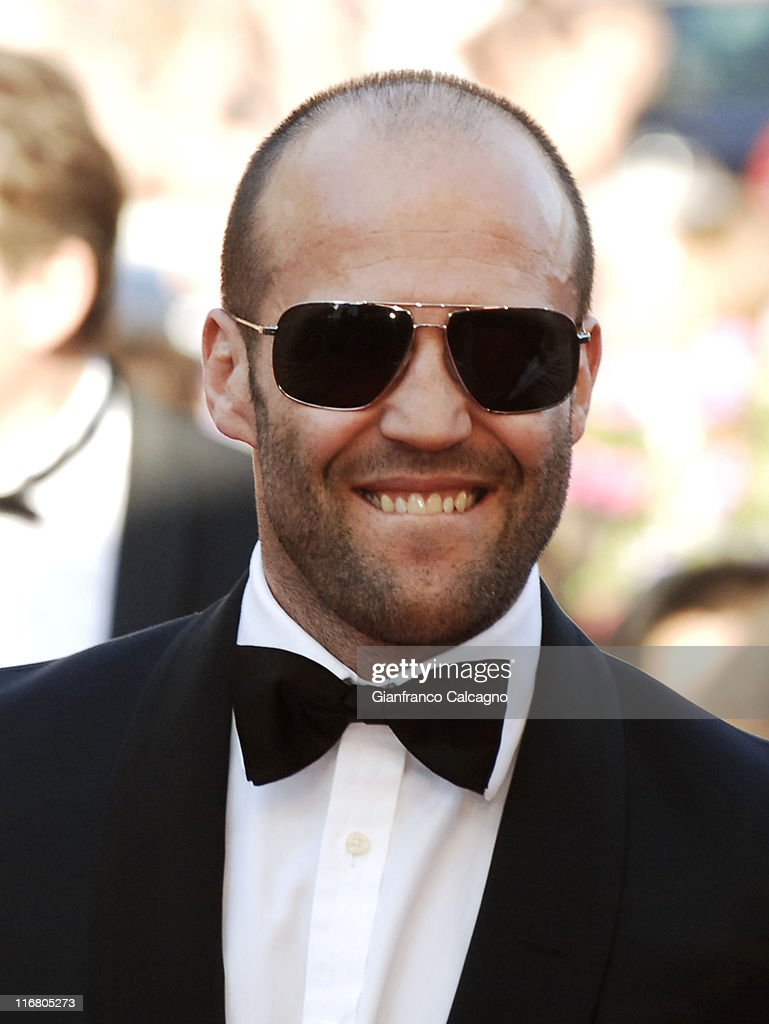 Jason Statham during 2007 Cannes Film Festival - 'Les Chansons d'Amour' Premiere at Palais des Festival in Cannes, France.