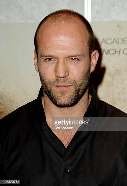 Jason Statham during Lionsgate Luncheon ShoWest 2007 at Paris Hotel in Las Vegas Nevada United States
