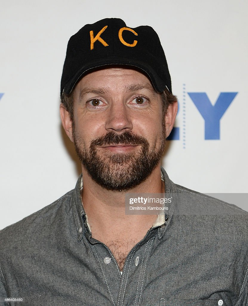 <a gi-track='captionPersonalityLinkClicked' href=/galleries/search?phrase=Jason+Sudeikis&family=editorial&specificpeople=4232997 ng-click='$event.stopPropagation()'>Jason Sudeikis</a> attends 92nd Street Y Presents: 'Sleeping With Other People' at 92nd Street Y on September 3, 2015 in New York City.