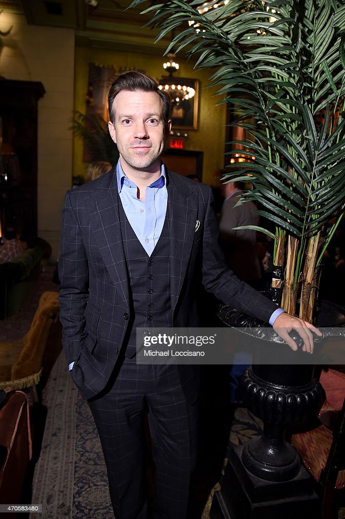 Jason Sudeikis attends the 2015 Tribeca Film Festival After Party for 'Sleeping With Other People', sponsored by Dark Horse Wines at The Jane Hotel on April 21, 2015 in New York City.