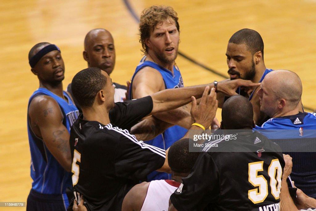 Dallas Mavericks v Miami Heat - Game Six