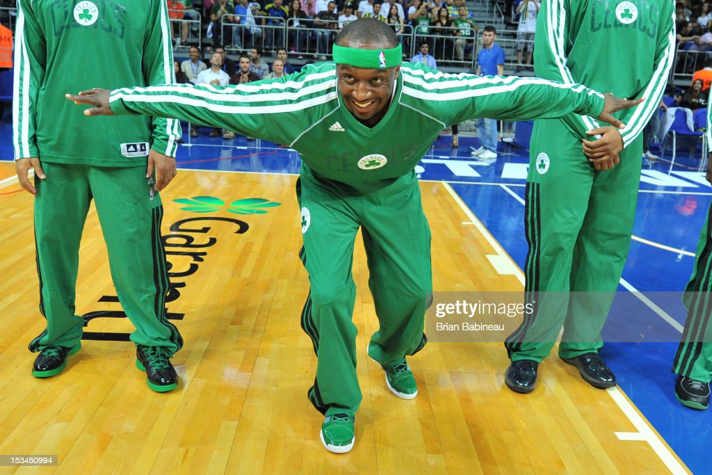 <a gi-track='captionPersonalityLinkClicked' href=/galleries/search?phrase=Jason+Terry&family=editorial&specificpeople=201734 ng-click='$event.stopPropagation()'>Jason Terry</a> #4 of the Boston Celtics gets introduced prior to the game against the Fenerbahce Ulker on October 5, 2012 at the Ulker Sports Arena in Istanbul, Asia.