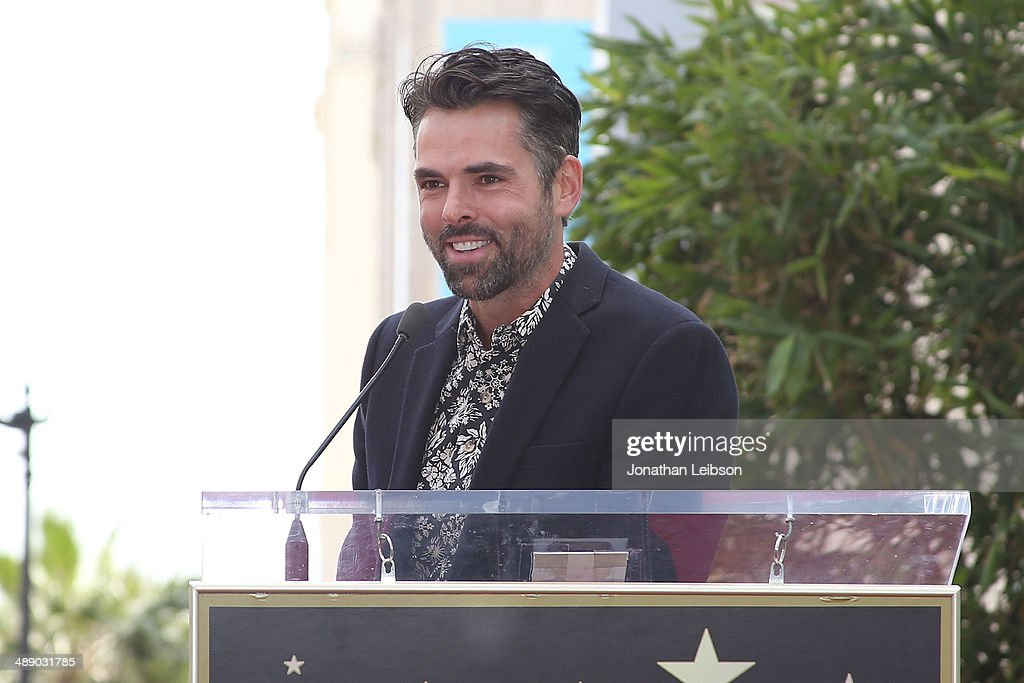 Jason Thompson attends the ceremony honoring Rick Springfield with a Star on The Hollywood Walk of Fame on May 9, 2014 in Hollywood, California.