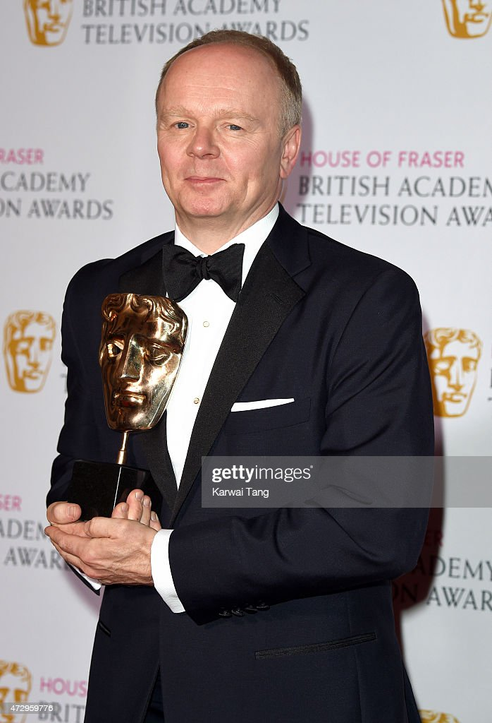 House Of Fraser British Academy Television Awards  - Winners Room