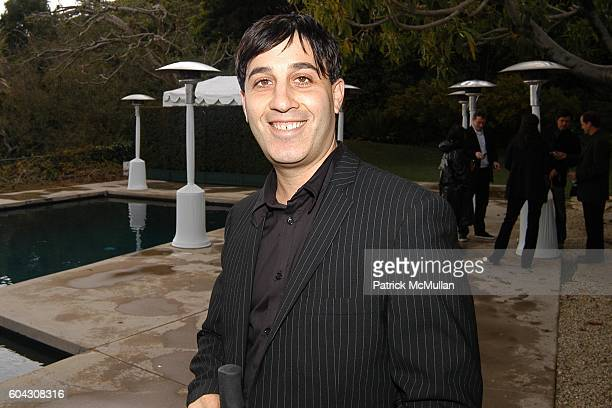 Jason Weinberg attends W Magazine Hollywood Retreat hosts a Pre Oscar Luncheon for Arianne Phillips at Private Residence on March 3 2006 in Beverly...