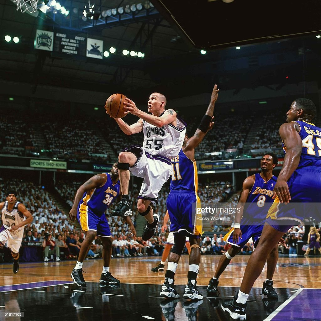 Jason Williams Action Portrait