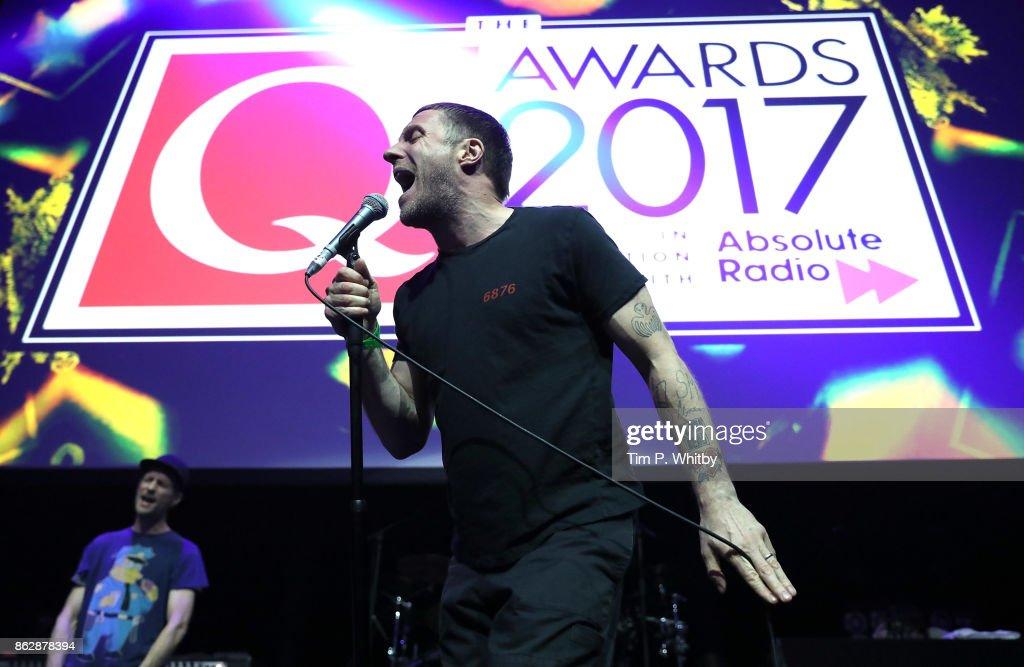Q Awards 2017 - Show