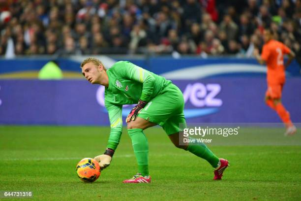 Jasper CILLESSEN France / Pays Bas match amical Photo Dave Winter / Icon Sport