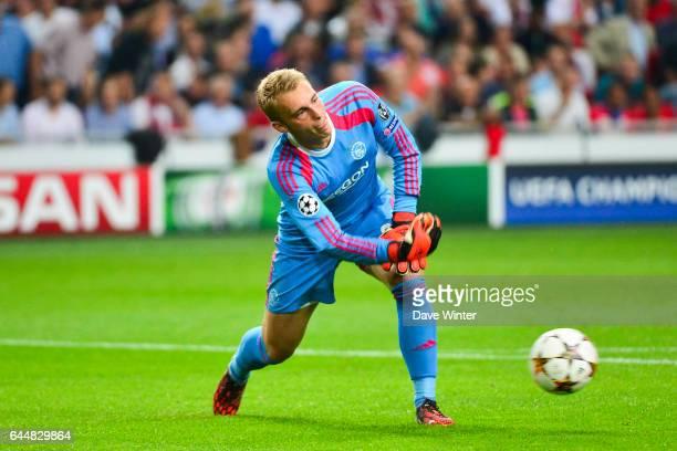 Jasper CILLESSEN Ajax Amsterdam / Paris Saint Germain Champions League Photo Dave Winter / Icon Sport