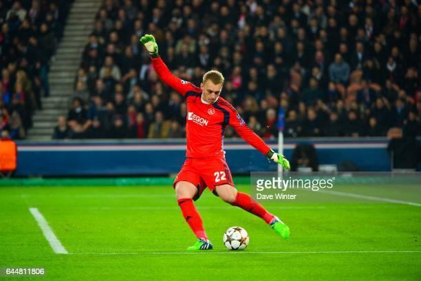 Jasper CILLESSEN Paris Saint Germain / Ajax Amsterdam Champions League Photo Dave Winter / Icon Sport