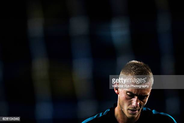 Jasper Cillessen of Barcelona is pictured during the UEFA Champions League match between FC Barcelona and VfL Borussia Moenchengladbach at Camp Nou...