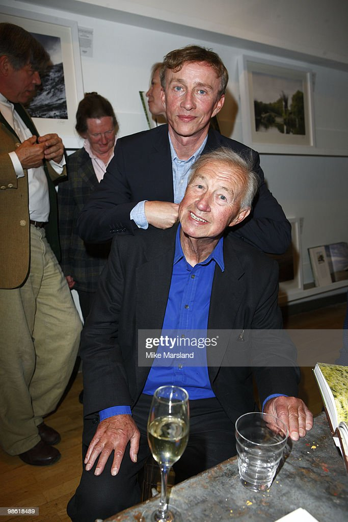 Jaspar Conran - Book Launch Party