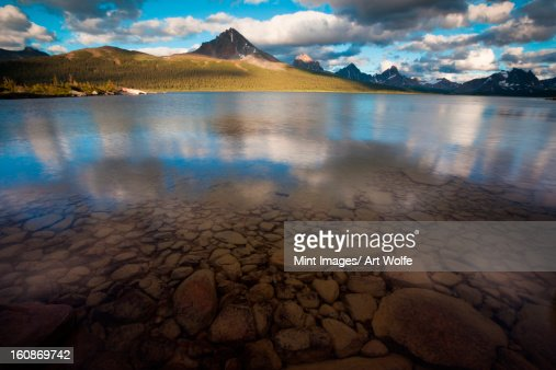 Jasper National Park, Alberta, Canada : Stock Photo