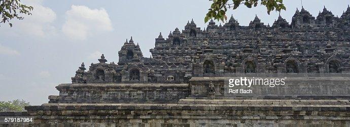 Java, Borobudur - buddhist temple