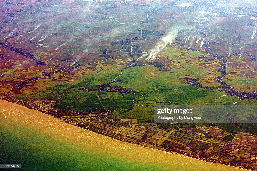 Java coast : Stock Photo