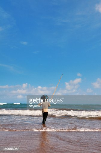 Java Indonesia - fishing : Stock Photo