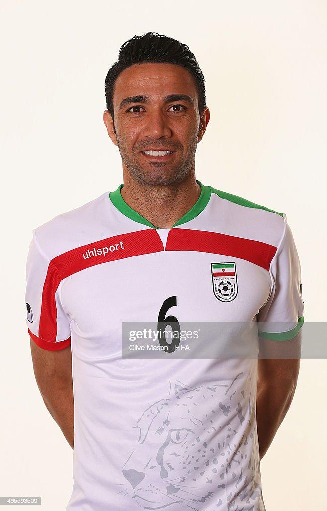 Iran Portraits - 2014 FIFA World Cup Brazil