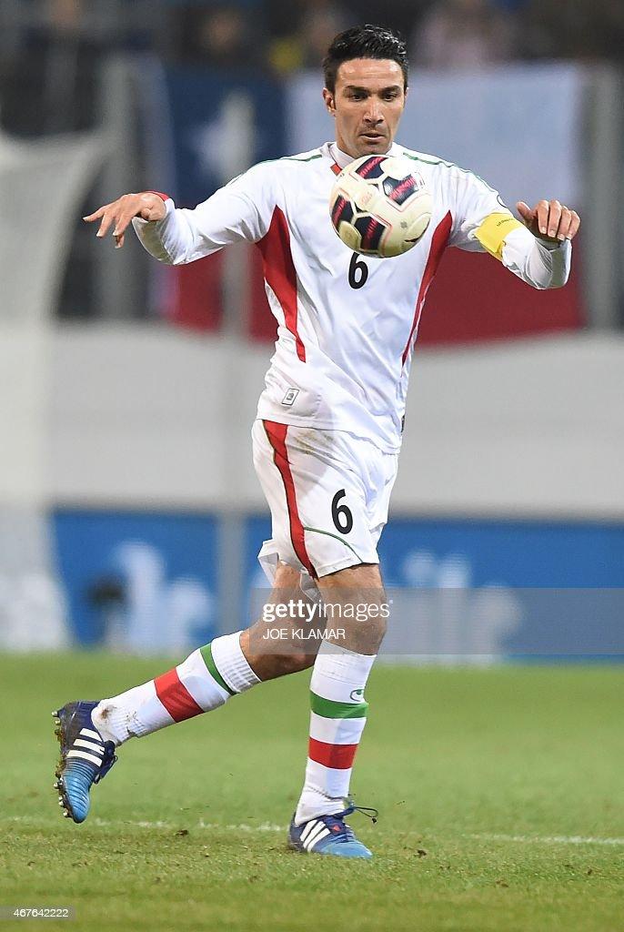 Iran v Chile - International Friendly