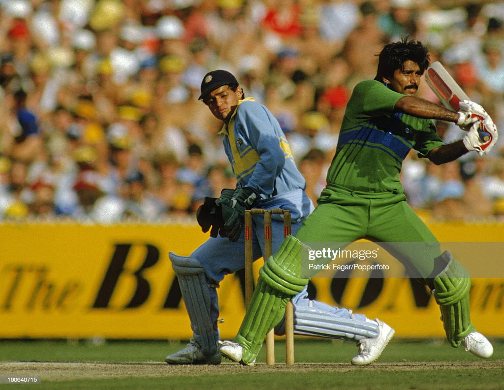 World Championship of Cricket Final 1984-85 : News Photo