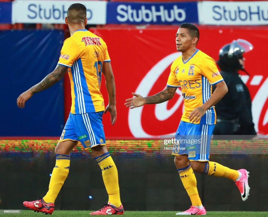 Tijuana v Tigres UANL - Playoffs Torneo Clausura 2017 Liga MX