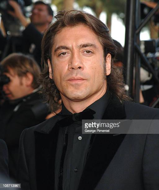 Javier Bardem during 2005 Cannes Film Festival Closing Ceremony and 'Chromophobia' Screening at Palais Du Festival in Cannes France
