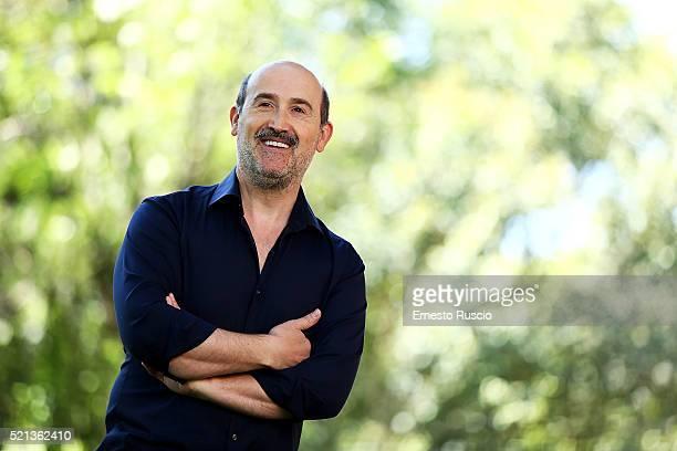 Javier Camara attends the 'Truman' photocall at La Casa Del Cinema on April 15 2016 in Rome Italy