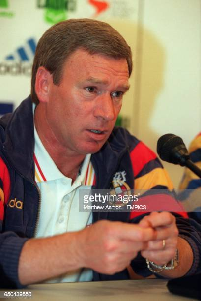 Javier Clemente Spain coach