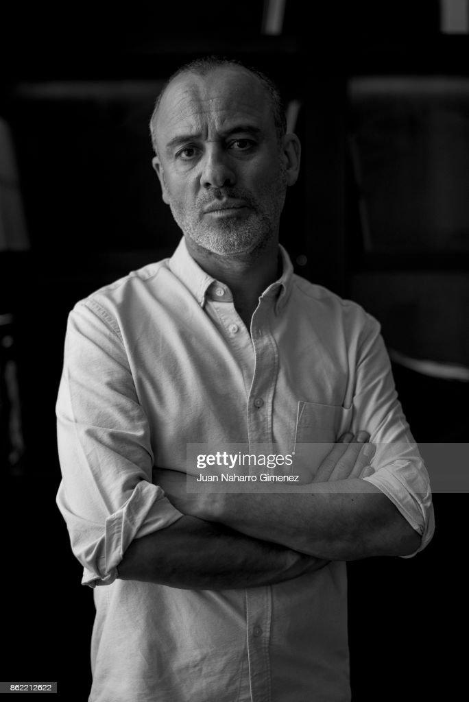 Javier Gutierrez Portrait - 65th San Sebastian Film Festival