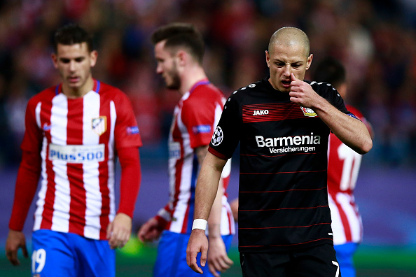 Club Atletico de Madrid v Bayer Leverkusen - UEFA Champions League Round of 16: Second Leg : News Photo