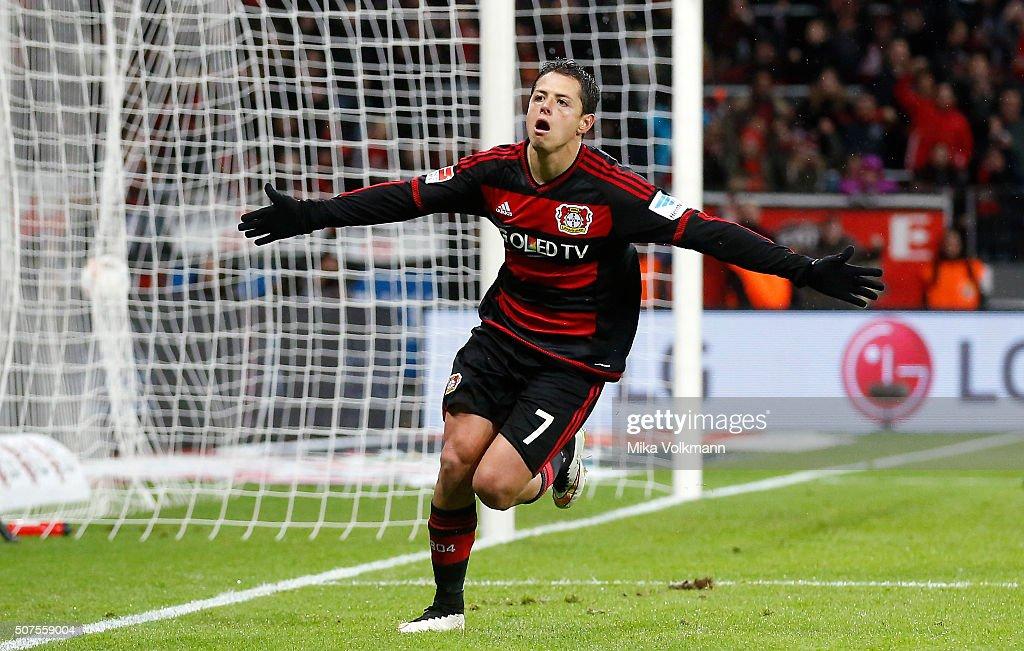 ไฮไลท์  Bayer Leverkusen 3 - 0 Hannover 96