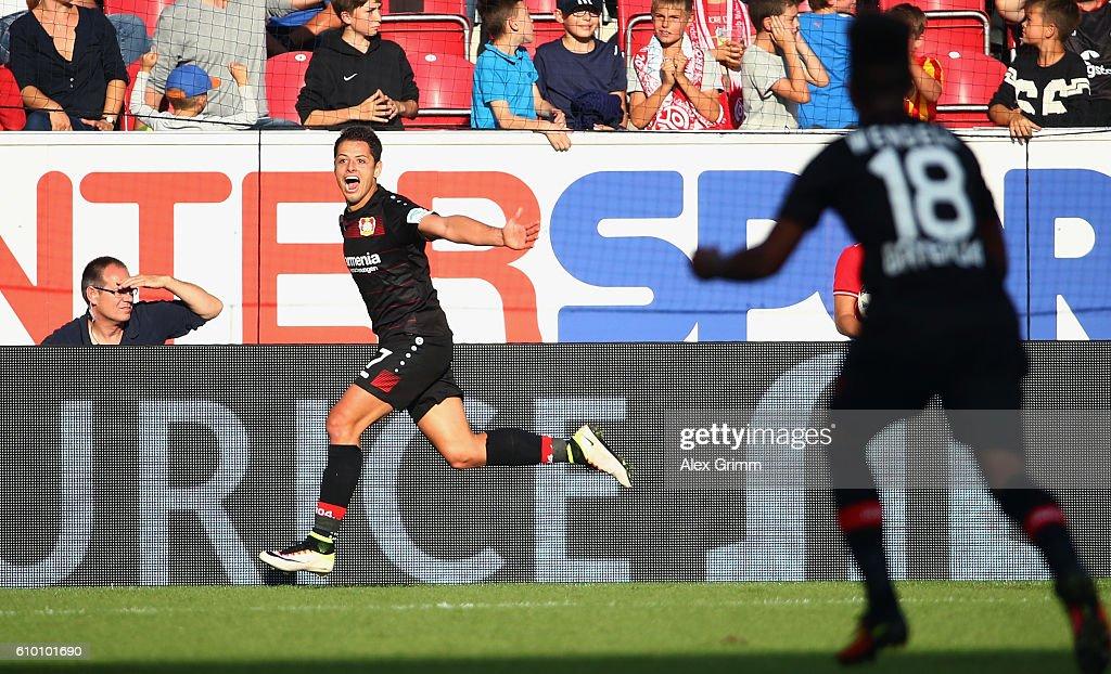 1. FSV Mainz 05 v Bayer 04 Leverkusen - Bundesliga : News Photo
