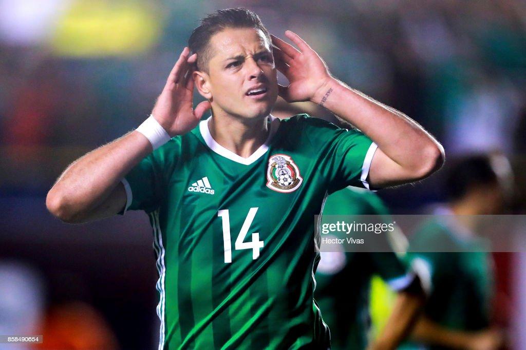 Mexico v Trinidad & Tobago - FIFA 2018 World Cup Qualifiers