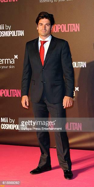 Javier Hernanz attends IX Cosmopolitan Fun Fearless Female Awards at La Riviera on October 18 2016 in Madrid Spain