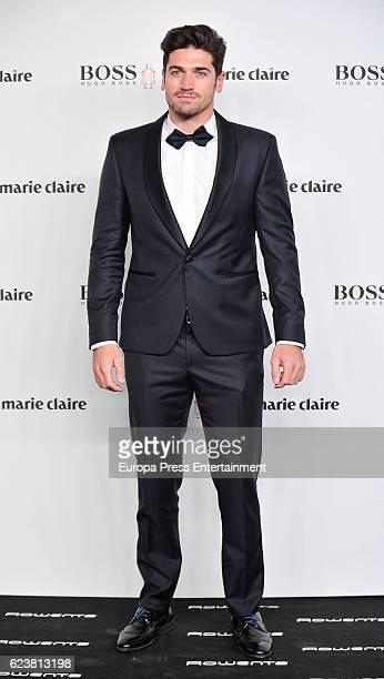 Javier Hernanz attends the XIV Marie Claire Prix de la Moda Awards at Florida Retiro on November 16 2016 in Madrid Spain